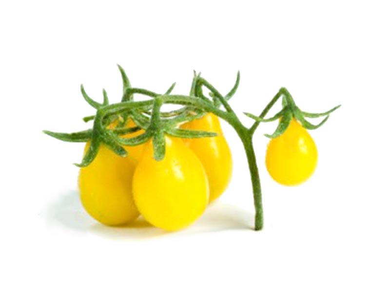 Tomate Cerise Jaune Poire